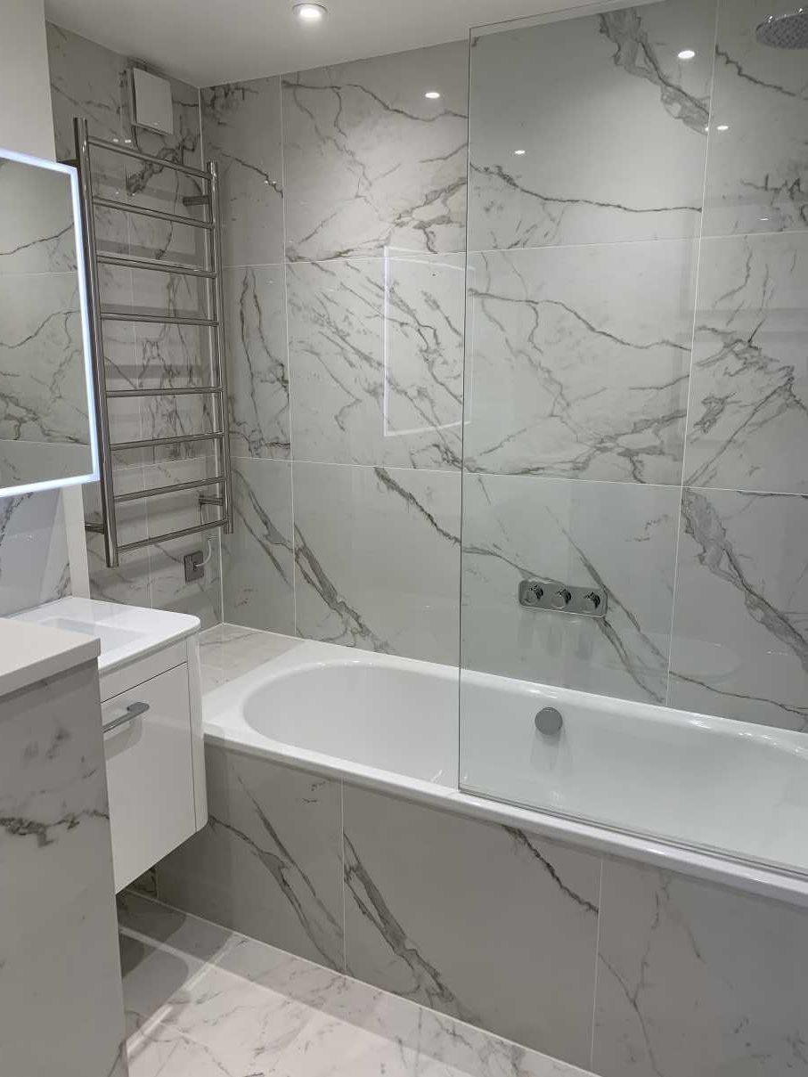 bathroom-fitting-London-bathroom-contractors London